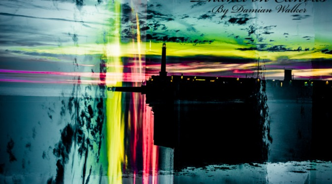 Double Exposures, Reflection and Eclosion 04.07.2015