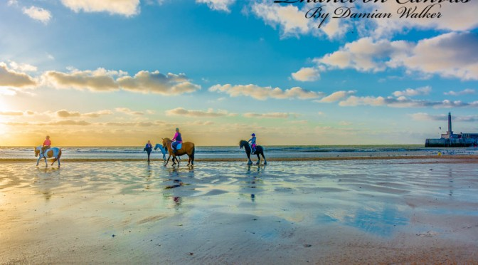 Horses on the Sands 08.06.2015